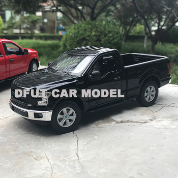 1:24 Alloy F150 Pickup Car Model Of Children's Toy Cars Original Authorized Authentic Kids Toys