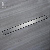 HIDEEP Odor Resistan Floor Drain Cover Rectangle SUS304 Stainless Steel Shower Floor Grate Drain