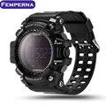 Ex16 xwatch band hombres relojes digitales 50 m impermeable relogio masculino al aire libre gimnasio rastreador deporte smart watch para hombres nuevo