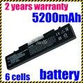 Jigu aa-aa-pb9ns6b pb9nc6b aa-pb9nc6b bateria do portátil para samsung r580 r540 r525 r430 r519 r522 r510 r528 r530 rv508 rv411 rf511