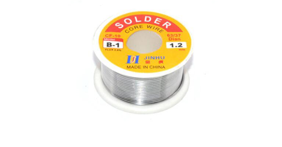 0 3 0 4 0 5 0 6 0 8 1 1 2 1 5 2 0mm 50 100g 2 0 Tin Lead Tin Wire Melt Rosin Core Solder Soldering Wire Roll in Welding Wires from Tools