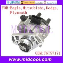 Распределителя зажигания OE NO. T6T57171 T6T57171A 1400506 1850595 MD153199 MD313403 MD325051 для Eagle Mitsubishi Dodge Plymouth
