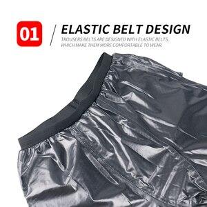 Image 3 - Водонепроницаемые штаны для езды на велосипеде, быстросохнущие штаны для езды на велосипеде, MTB, для активного отдыха, спорта, бега, походов, кемпинга, рыбалки