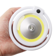 Mini Portable XPE+COB LED Camping Lanterns Waterproof Flashlight Torch Tent Hanging Lamp For Emergencies Outages AAA