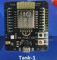 ESP8266 испытательный стенд Tank-1 горящий тест WIFI модуль разработка платы 07 07S и другие модули