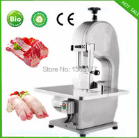 Free Shipping Automatic Meat Bone Slicer Electric Meat Bone Saw Machine Commercial Frozen Meat Slicer