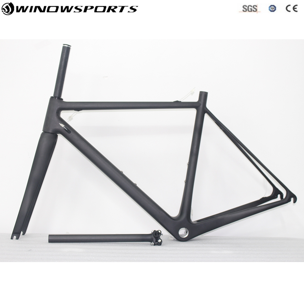 2018 Super light T800 carbon fibre road bike frame carbon bicycle racing frameset UD bsa carbon road bike orge latest ud weave super light carbon road bike frame ud matt bicycle road frameset bsa bb30 pf30 size xxs xs s m l xl