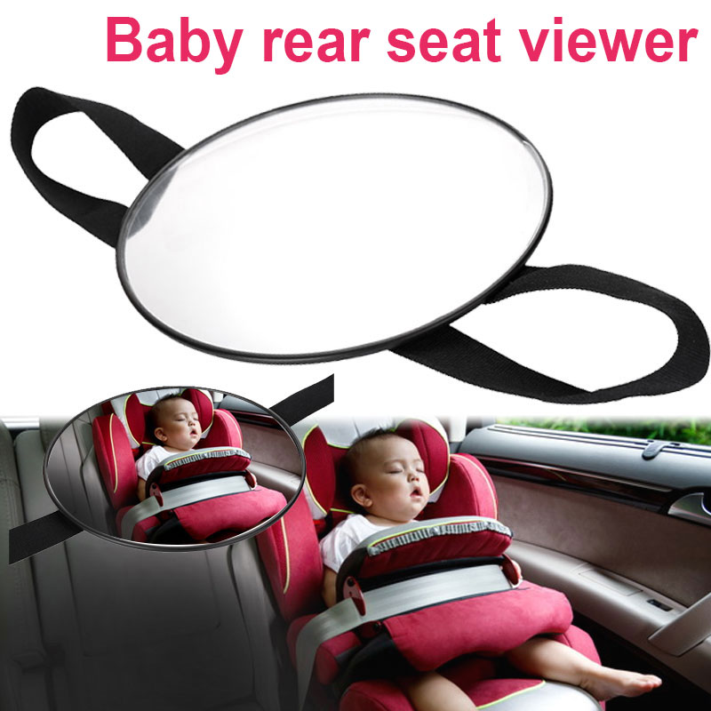 Безопасности автомобиля Easy View зеркало для обзора Заднего Сиденья ребенка перед сзади Уорд ребенок по уходу за младенцами по площади безопасности Детский монитор Автомобильные аксессуары