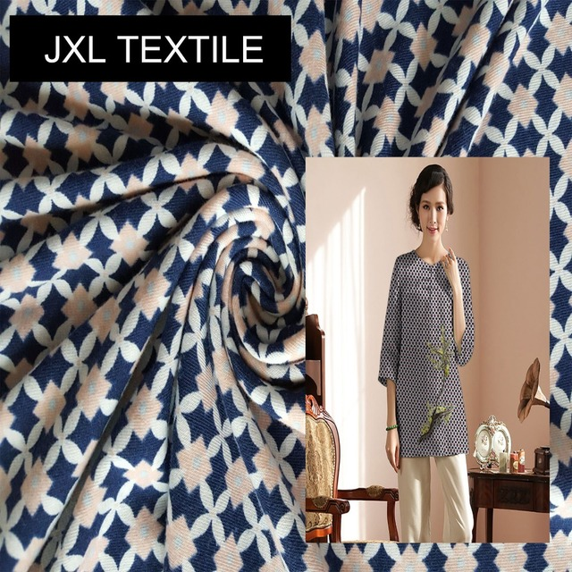 1b9ad5276f Geometria odzieży mody drukowane tkaniny jersey dla majsterkowiczów szycia  koszula spodnie sukienka spódnica bluzka skarpetki hurtowych