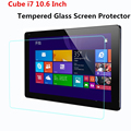 Para Cubo stylus Protetores de Tela de Vidro Para Cube i7 i7 10.6 polegada 10.6 ''Protetor de Tela de Vidro Temperado