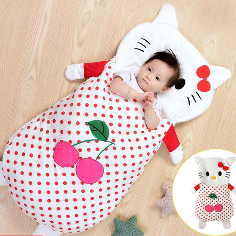 2017 Baby Sleeping Bag Winter Toddler Sleepsacks Newborn Stroller Baby Sleeping Bag Baby Slaapzak Sacos De Dormir Bebes