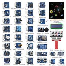 Raspberry Pi 3 Module B Capteur Kit 37 Modules en 1 professionnel Kit pour Raspberry Pi 3 2 B et Pi B +
