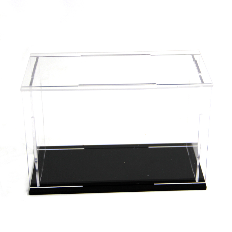 Acrylic Display Box 3D Metal Puzzle Action Figures DIY Craft Model Block Multiple Sizes Dust Covers Show Display DIY Case Toys