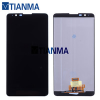 TIANMA Tested 5 7 Screen For LG K520 LS775 LCD Display Touch Screen Full OLED LCD