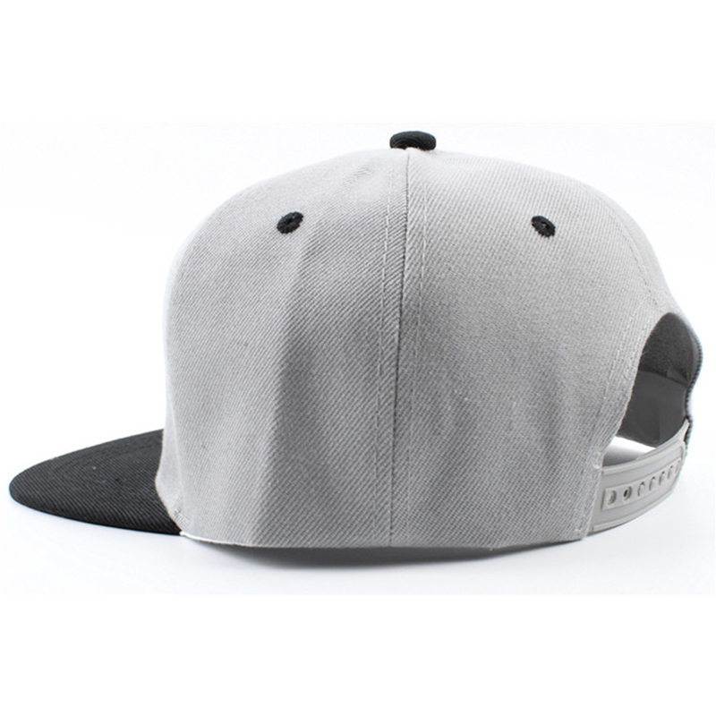 2018 new fashion snapback baseball cap flat brimmed hat visor hat wild  personality hip hop hats for men women-in Baseball Caps from Apparel  Accessories on ... df36c13773