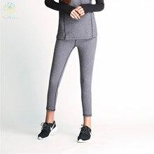 2016 font b Women b font Fourneedle Six Lines Charming Curve Sports font b Pants b