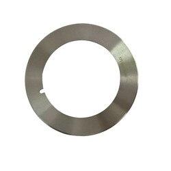 Okrągłe ostrze noża do cięcia wzdłużnego/przemysłowe ostrza tnące/nóż do cięcia stali użyj dyspenser do taśmy