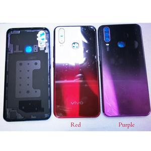 Image 2 - Nowa oryginalna pokrywa baterii dla Vivo Y12 Y15 Y17