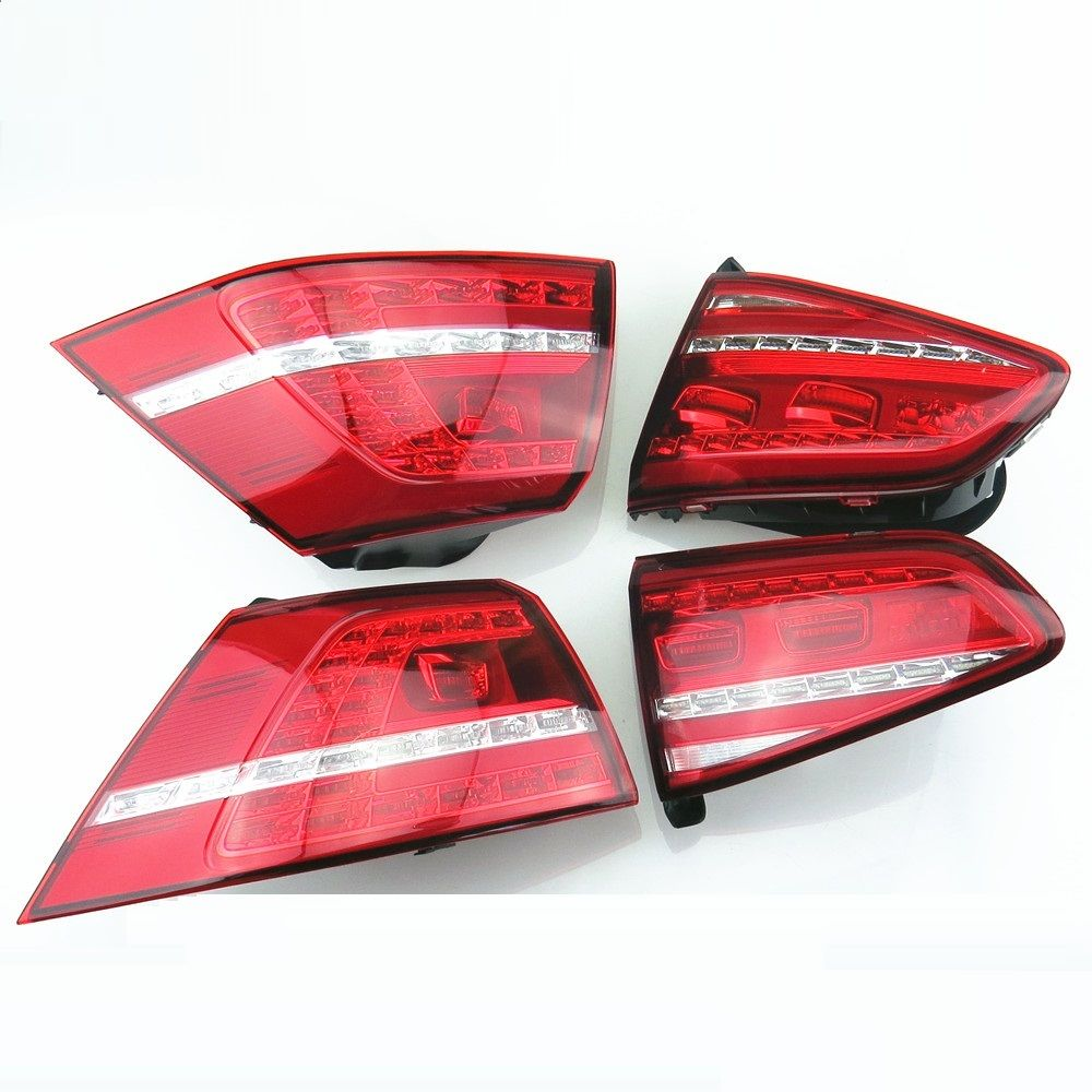 HONGGE LED Tail Lamps Taillights Tail Light For VW Golf 7 GTI MK7