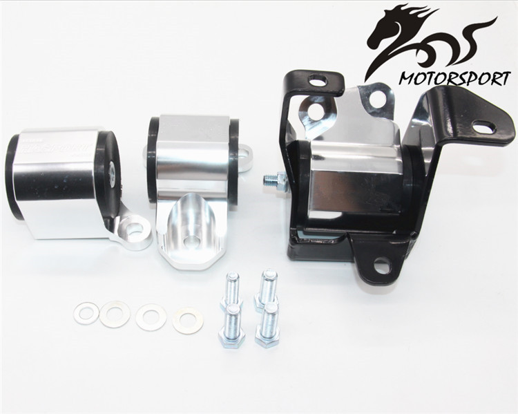 Engine Swap Mount Kit (2-bouts linkse montage) - D-serie of B-serie DC2 EK