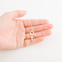 New Little Prince Guitar Memorial Love Symbol pendant Necklace Le Petit Story Cartoon Image Cute sign jewelry