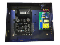 ZK Access control Board With Metal Power Supply Box For access control System ZK 1 Door access Control Panel With Meteal Box