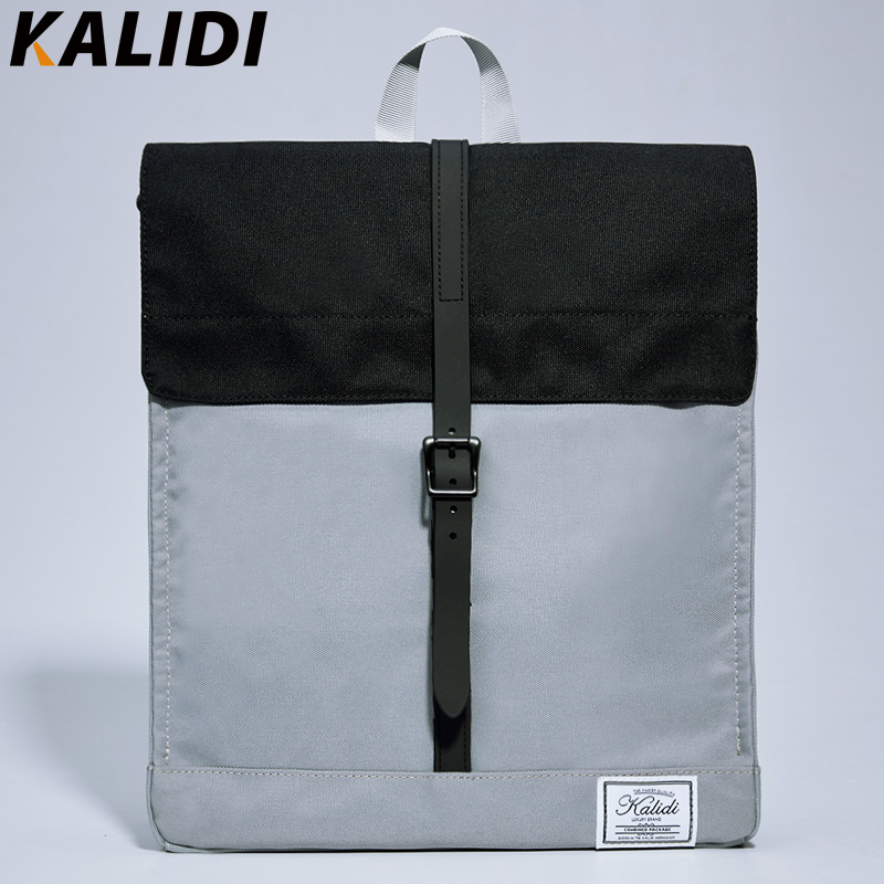 KALIDI рюкзак для ноутбука 13-14 дюймов модная школьная сумка для подростков девочек сумка-шоппер Famale мужской Повседневное рюкзак Для женщин 14 д...