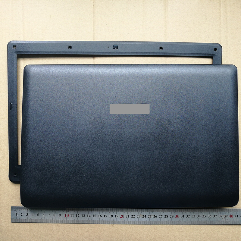 New ASUS K52JC K52JT K52JR K52JU K52JE Top case Lcd back cover /& Front Bezel