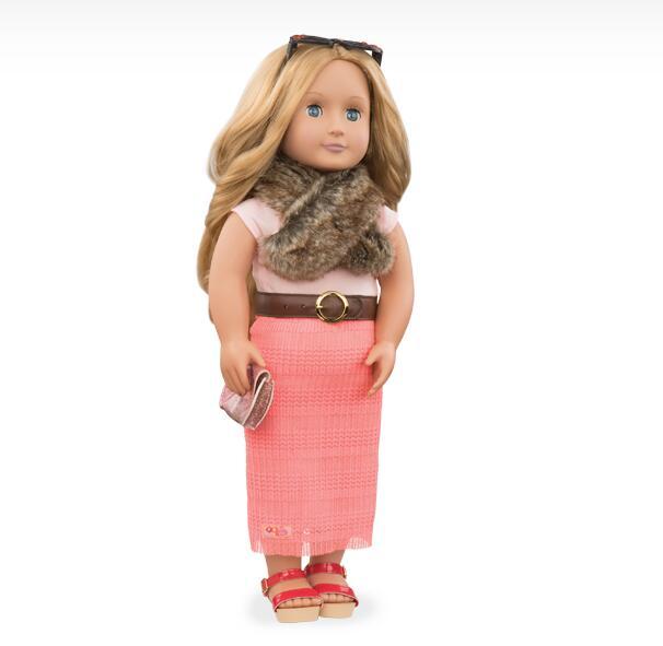 fc53eb469 ᗕالأزياء حقا رائع ل 18 فتاة ملابس دمى/اللباس AG839 - w130