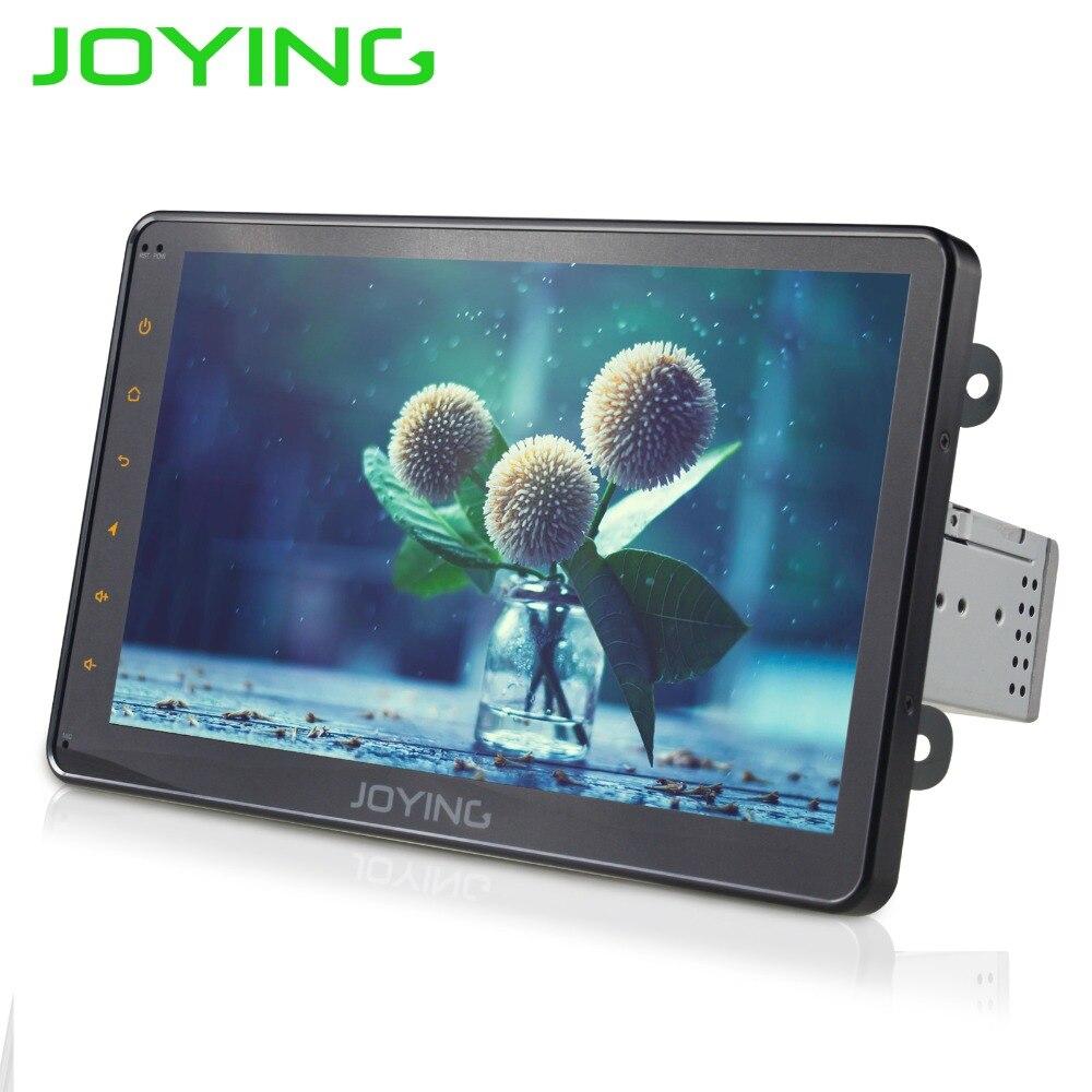 10 1 Joying 1024 600 Single Din Android 6 0 Car font b Radio b font