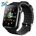 3G Wifi SIM Smart Camera della vigilanza Smartwatch Per Android Smartphone touch screen con Whatsapp Facebook Youtube