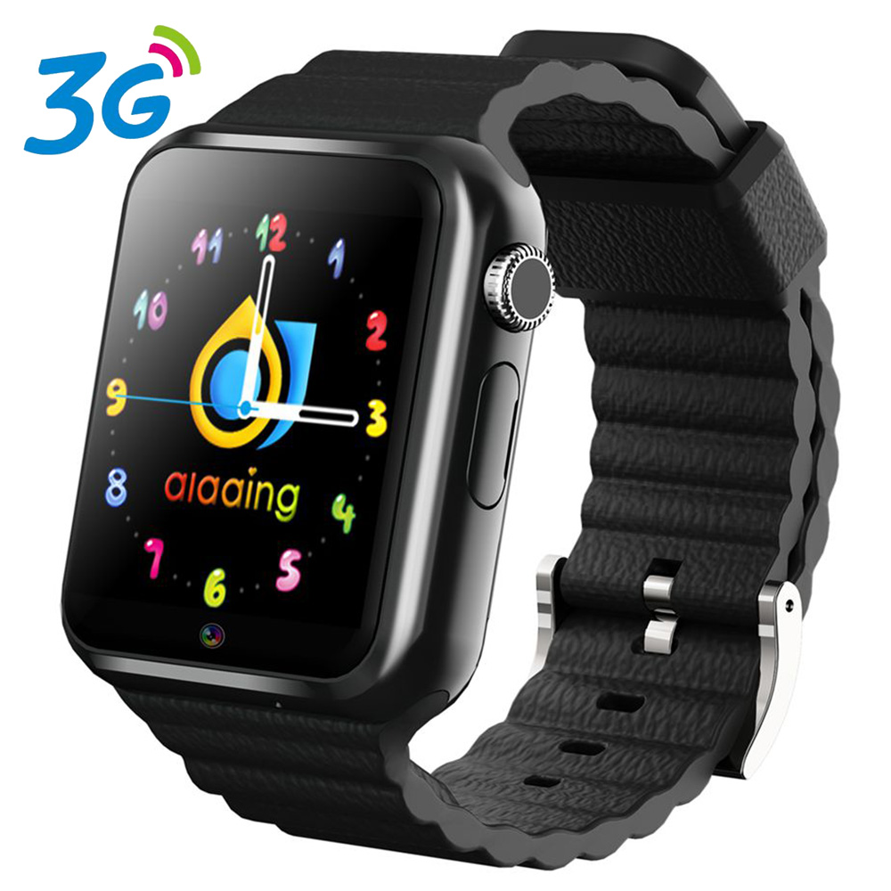 Smartwatch 3G Wifi SIM Camera Smart watch For Android Smartphone touch screen with Whatsapp Facebook Youtube-in Smart Watches from Consumer ...