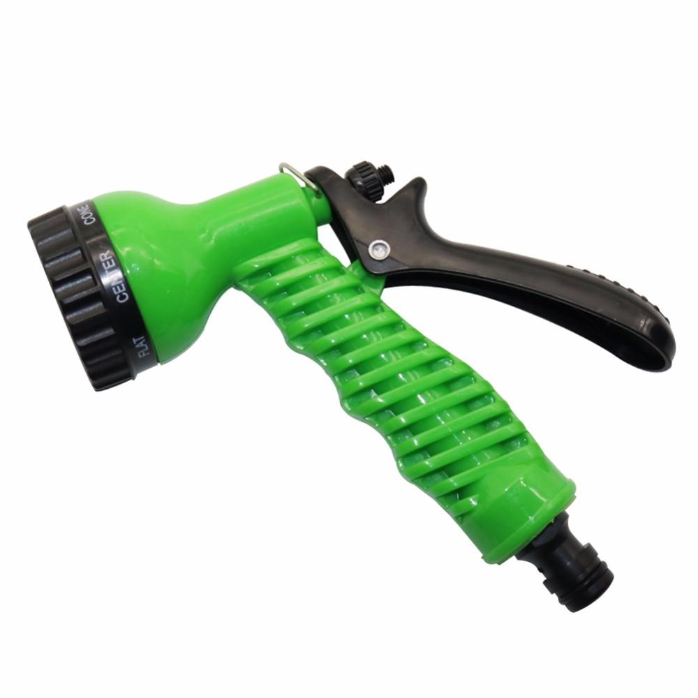 7 styles High pressure water gun Garden spray irrigation watering spray gun Car wash tools fogging nozzles