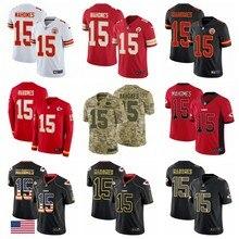 cba657dd1 100% Stitiched high quality Men s Kansas City Patrick Mahomes chiefs jersey (China)