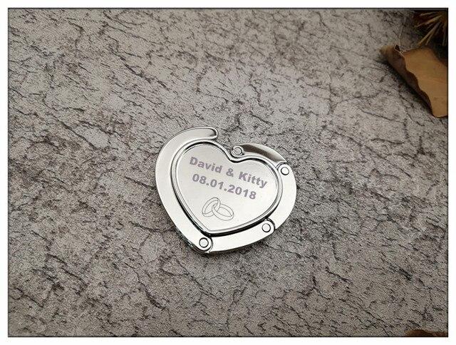 Personalisierte Hochzeit geschenke Für Handtasche Halter Bag Purse ...