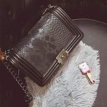 Moda bolsos de las mujeres famosas marcas de Cuero Messenger Bolsos Y Bolsos de Embrague Mujer Bolso de Hombro sac a principal