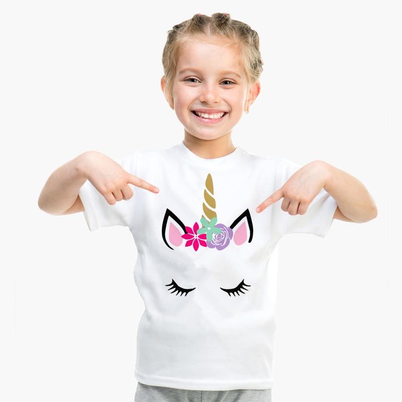 Tenue de famille assortie maman et moi vêtements maman et fille vêtements assortis femmes fille garçon Unicon t-shirt barboteuse Matches 4