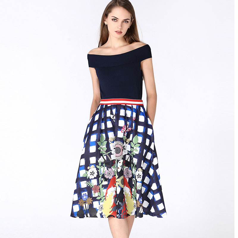 Compare Prices on Long Skirt for Short Blouse- Online Shopping/Buy ...