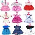 1 шт. Кукла аксессуары Различные платья повседневная костюмы 45 см Американская девушка и наше поколение куклы
