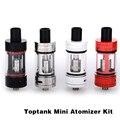 100% kanger toptank mini atomizador cigarrillo electrónico 4 ml topfill sub tanque ohm para Kangertech Kbox 70 120 200 W Caja Mod Topbox Mini Kit YY