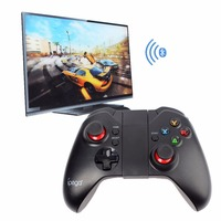 Newest joystick pc gamepad ipega 9037 wireless bluetooth game controller gamepad android for ps3 controller wireless