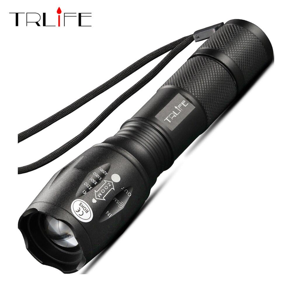 15000LM LED Taschenlampe Helle Taktische Camping Angeln Flash Licht T6 V6 L2 Aufladbare Taschenlampe Wasserdicht Lanterna Verwendung 18650