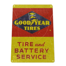 Buy Good year tires! Tire and battery service. tin s online