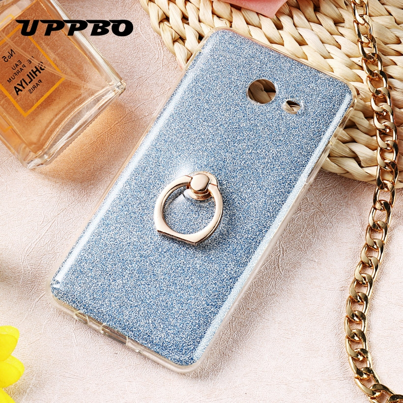 Galleria fotografica Uppbo Bling Glitter Case For Samsung Galaxy J3 2017 Case J330F/DS J3 Pro 2017 US Version Cover Soft Bags Coque Capa Housing Back