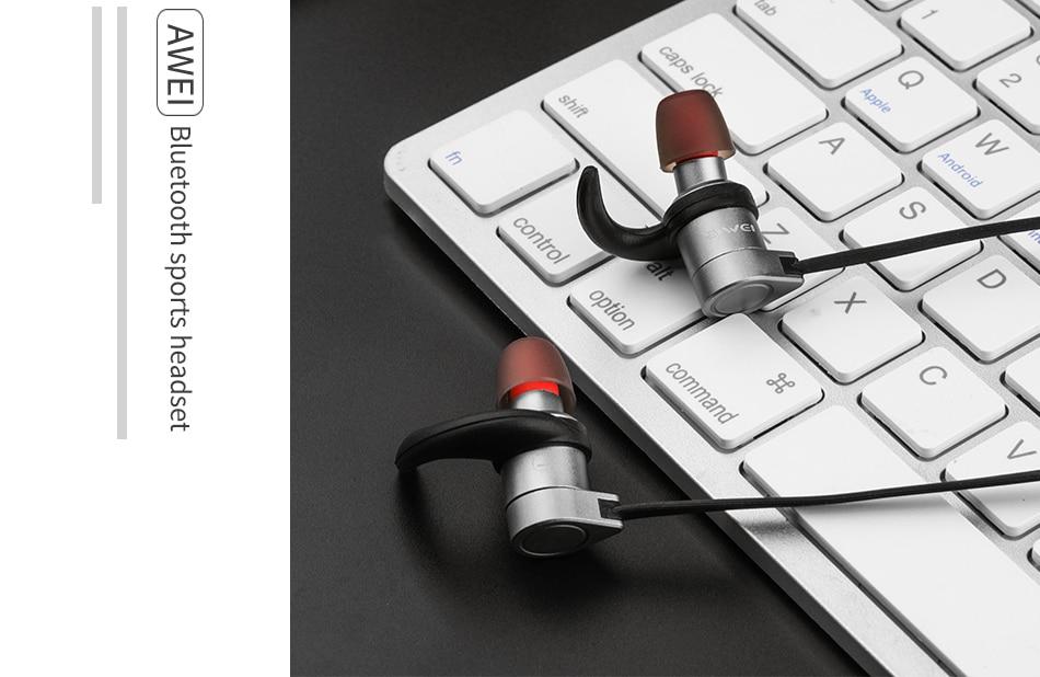 Bluetooth kulakl Kulaklık Manyetik 23