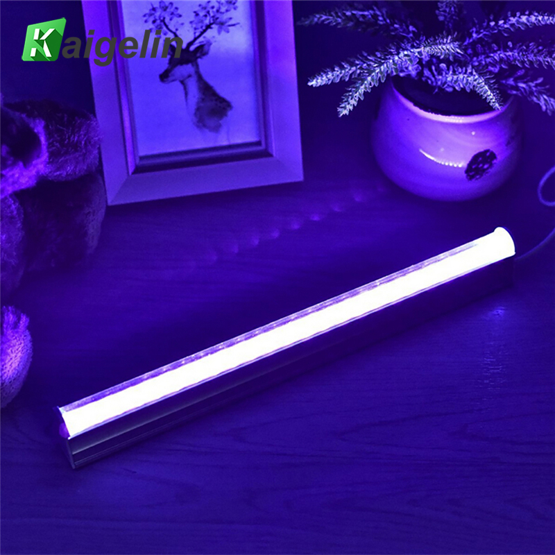 DJ Equipment,LED UV Black Light Fixtures Portable 30cm Black UV Light Bar LED Strip Lights Party Club Christmas Party Decoration