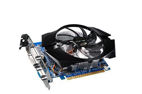 Gigabyte GV-N640D3-2GI Graphics Cards 128bit GT 640 2 GB GDDR3 HDMI DVI VGA For Nvidia Geforce GT640 Original Used Video Card(China)