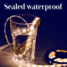 WENNI Kitchen Cabinet Light Motion Sensor LED Wall Strip Waterproof PIR Night Lamp 5V Wardrobe Tape 1m 2m 3m