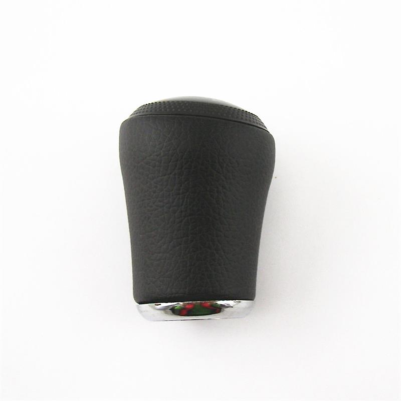 For Audi A6 C5 1997 1998 1999 2000 2001 Car styling 5 Speed Manual Car Gear Stick Shift Leather Knob in Gear Shift Collars from Automobiles Motorcycles