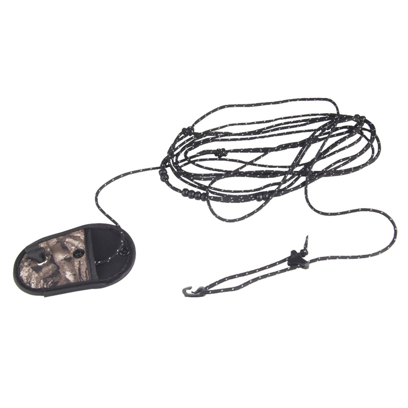 Camping Hiking gadget drying windproof rope hanging rope outdoor outdoor travel hotel hotel clothes line 1